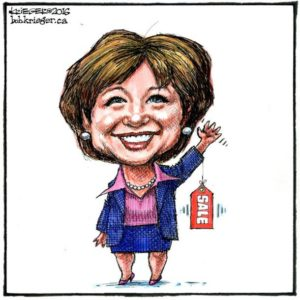 Image result for silly Christy Clark